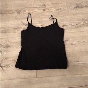 Black GAP Camisole Size M